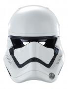 Stormtrooper™-Maske Star Wars™-Lizenzartikel weiss-schwarz