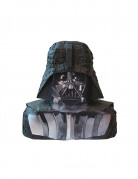 Darth Vader™-Piñata Star Wars™schwarz-grau 42x42cm
