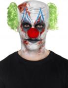 Horrorclown Halloween Make-up Set bunt