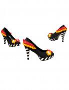 Schuhe Dia de Los Muertos für Damen bunt