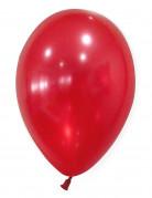 Luftballons 50 Stück metallic-rot 30cm