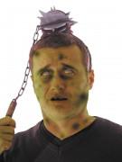 Morgenstern Halloween-Haarreif für Erwachsene bunt