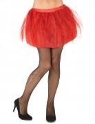 Petticoat Unterrock Damenrock rot