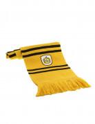 Hufflepuff Harry Potter™ Schal gelb-schwarz 170x25cm