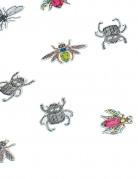Gruseliges Insekten-Konfetti Halloween-Partydeko 200 Stück bunt 3cm