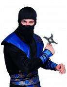 Shinobi Ninja-Stern Wurfstern silber 16 cm