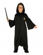 Zauberschüler Kinderkostüm Zauberlehrling schwarz