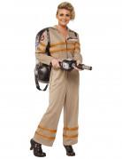 Ghostbusters™-Kostüm für Damen Lizenzartikel braun