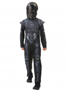 Star Wars Rogue One™ K-2SO Kinderkostüm Lizenzware schwarz