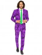 Mr. Joker™-Kostüm Opposuits™ für Herren violett-grün