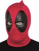 Deadpool™-Maske Lizenzartikel rot-schwarz