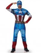 Captain America™-Herrenkostüm bunt