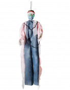 Horror-Chirurg Halloween-Hängepuppe bunt 190cm