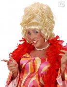 Drag Queen Karnevals-Perücke blond