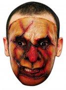 Serienkiller Hank Halloween-Maske haut