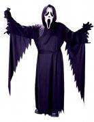 Scream™ Halloweenkostüm schwarz-weiss