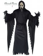 Scream Ghost Face Halloween-Kostüm Lizenzware schwarz