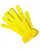 UV-Handschuhe Disco neongelb