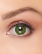 Kontaktlinsen electro-grün