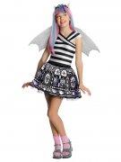 Monster High Rochelle Goyle Kinderkostüm Lizenzware schwarz-weiss