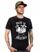 Vegan T-Shirt - Meat is Murder
