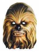 Chewbacca™-Maske Star Wars™-Lizenzartikel braun