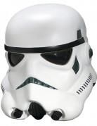 Offizieller Stormtrooper™-Helm für Erwachsene schwarz-weiss