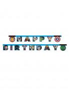 Avengers™-Geburtstagsgirlande bunt 2 m
