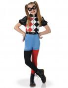 Haley Quinn™ Kinderkostüm Lizenzartikel Superhero Girls™ bunt