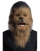 Chewbacca™-Maske mit Kunstfell Star Wars™-Lizenzartikel braun