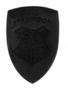 Harry Potter™ Kuchenform Hogwarts™ Wappen schwarz 27x18,5cm