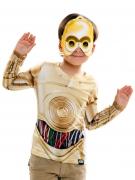C3PO Star Wars™-Langarmshirt gold