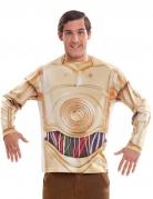 Star Wars™ T-Shirt C-3PO Lizenzware gold