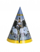 Batman™-Partyhüte 8 Stück bunt