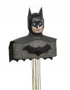 Batman™-Pinata grau-schwarz 50cm