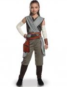 Star Wars 8™ Rey Kinderkostüm Lizenzware grau