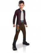 Star Wars 8™ Poe Dameron Kinderkostüm Lizenzware braun-beige