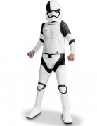Offizielles Stormtrooper™-Kinderkostüm Star Wars™-Lizenzkostüm schwarz-weiss