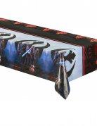 Star Wars™-Tischdecke Die letzten Jedi schwarz-blau-rot 120x180cm