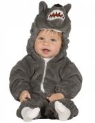 Süsses Wolfskostüm für Babys