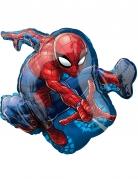 Spider-Man™ Aluminium-Ballon rot-blau 43 x 73 cm