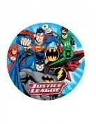 Justice League™-Kuchenplatte bunt 20cm