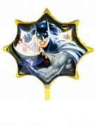 Batman™-Aluminiumballon bunt 71cm