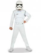 Stormtrooper™-Kinderkostüm Star Wars™-Lizenzkostüm weiss