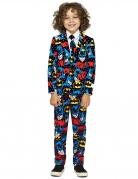 Mr. Batman™-Kinderkostüm Opposuits™ bunt