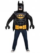 Lego®-Batman-Kostüm für Herren schwarz-gelb