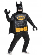 Lego™-Batman Deluxekostüm schwarz-gelb-grau