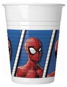 Spider-Man™ Plastikbecher 8 Stück bunt 200 ml