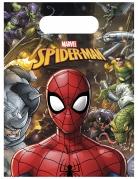 Spider Man™ Geschenktüten 6 Stück bunt 18 x 13 cm
