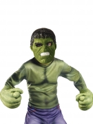 Hulk™-Set Handschuhe und Maske für Kinder grün